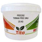 Tito Pide201 Tırnak Pide Unu 25 Kg