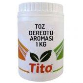 Tito Toz Dereotu Aroması Suda Çözünür 1 Kg