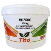 Tito Buz500 Üst Kalite Bitkisel Dondurma Stabilizeri 25 Kg