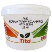 Tito Fh22 Fermantasyon Hızlandırıcı Maya Besini 25 Kg