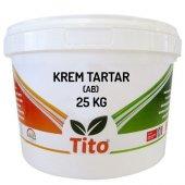 Tito Krem Tartar 25 Kg