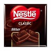 Nestle Classic Bitter Kare 80 Gr