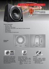 Sony Xs Nw1202e 1800 Watt Kabinli Subwoofer