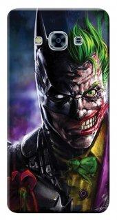 Samsung Galaxy J3 Pro 2016 Kılıf Sm J3110 Silikon Baskılı Joker S