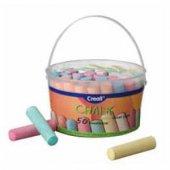 Creall Chalk Kalın Tebeşir 50 Li Set