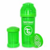 Twistshake Twistshake Anti Colic 260ml Biberon Yeşil Ye260b