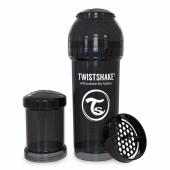 Twistshake Twistshake Anti Colic 260ml Biberon Siyah Sı260b