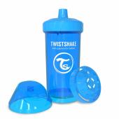 Twistshake Twistshake Kidcup Damlatmaz 360ml Suluk 12+ Mavi Ma360s