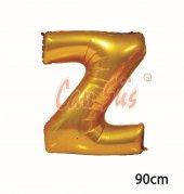 40inç Folyo Balon Z Harfi Gold