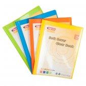 Bigpoint Soft Cover Sunum Dosyası A4 20 Li Mavi