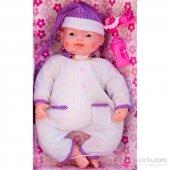 Mimikli Bebek Pıtırcık Bebek Gerçek Yüz Mimikli