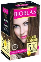 Bioblas Saç Boyası Kumral 7.0