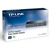 Tp Link Tl Sg1024de 24 Port Gigabit Smart Switch