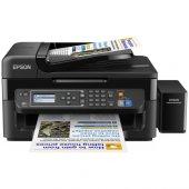Epson L565 Renkli Tanklı Fax Fot Tar Yazıcı A4