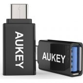 Aukey Type Usb C To Usb 3.0 Adapter 2 Li Set Cb A1