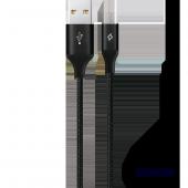 Ttec Alumicable Xl Micro Usb Şarj Kablosu 2mt. Siyah