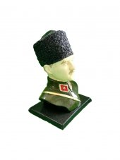 Atatürk Büstü Polyester Biblo Ofis Masa Aksesuarı