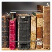 Dekoratif Baskılı Elektrik Düğmesi Priz Kapı Zili Eski Kitaplar
