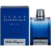 Salvatore Ferragamo Acqua Essenziale Blu Edt 100 Ml Erkek Parfüm