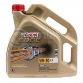 Castrol Edge C3 5w 30 4 Litre Tam Sentetik Motor Yağı *c3 Partekül Filtreli