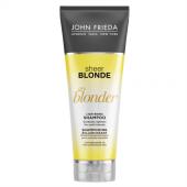 John Frieda Sheer Blonde Go Blonder Shampoo 250ml Sarı Saçlara G