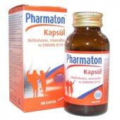 Pharmaton 60 Kapsül Multivitamin Mineraller Ve Ginseng 115 İçere