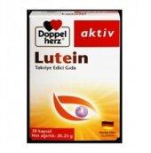 Doppelherz Lutein Aec 30 Kapsul Gıda Takviyesi