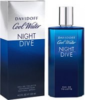Davidoff Cool Water Night Dive Edt 125 Ml Erkek Parfüm