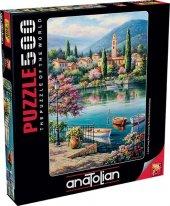 Anatolian 500 Parca Gölde Akşamüstü