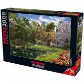 Anatolian 3000 Parca Göl Evi Puzzle