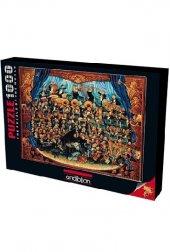 Anatolia 1000 Parca Orkestra Puzzle