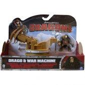 Spın Master Drago Ve War Machıne Dragons