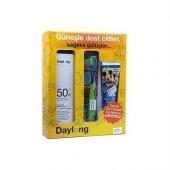 Daylong Kids Spf 50+ 150 Ml Oral B Fırça Ve Macun Hediyeli Güneş