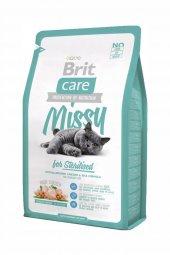 Brit Care Missy Tavuklu Kısırlaştırılmış Kedi Maması 2 Kg