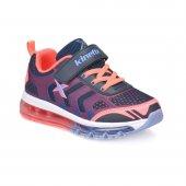 Kinetix Temora Kız Çocuk Laci Neon Pembe Sneaker