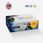 Hp 650a Ce271a Hp Color Laserjet Ent. M750dn Mavi Muadil Toner