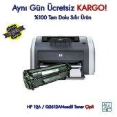 Hp Laserjet 1005 Muadil Toner Hp 12a Q2612a Toner En Ucuz