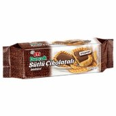 Eti Burçak Sütlü Çikolatalı Bisküvi 114 Gr