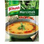 Knorr Süzme Mercimek Çorbası 76 Gr