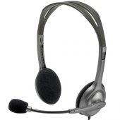Logitech H111 Mic. Kulaklık Tek Jak 981 000593
