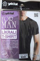 Yıldız 391 Likralı Erkek Tişört