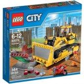 Lego City 60074 Bulldozer İş Makinası