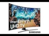 Samsung 65nu8500 165 Ekran 4k Curved Uhd Led Tv 2018 Model