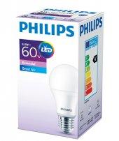 Philips Ess Ledbulb 8.5 60w Normal Duy Beyaz Işık