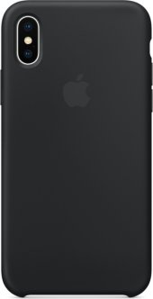 Fonemax Apple İphone X Silikon Kılıf Siyah