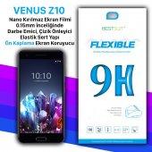 Bestsuit Vestel Venus Z10 Nano Kırılmaz Cam Esnek Ekran Koruyucu
