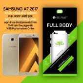 Bestsuit Samsung A7 2017 Ön Arka Full Body 2in1 Tam Kapatan Film