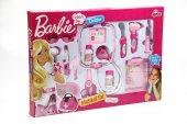 Barbie Kutulu 14 Parça Büyük Doktor Seti