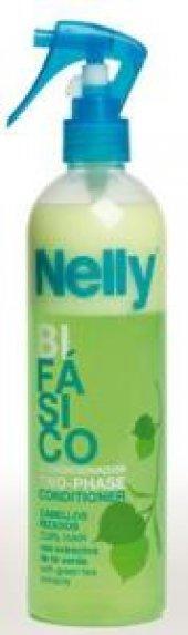 Nelly Two Phase Conditioner For Curly Haır 400ml İki Aşamada Hı