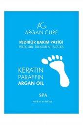 Argan Cure Pedikür Bakım Çorabı 16 Ml